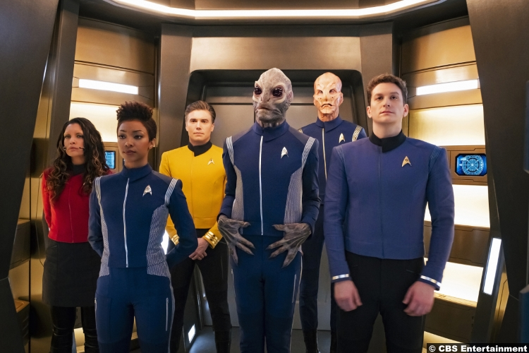 Star Trek Discovery S2 Team