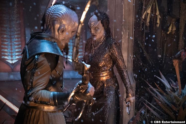 Star Trek Discovery S2e03 Mary Chieffo Lrell
