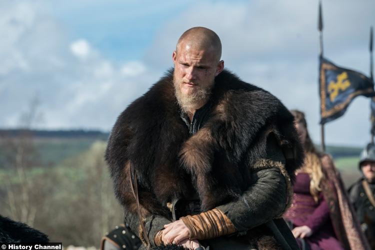 Vikings S05e16 Alexander Ludwig Bjorn
