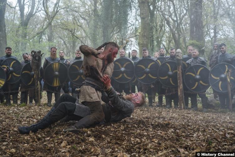 Vikings S05e19 Jordan Patrick Smith Ubbe 2