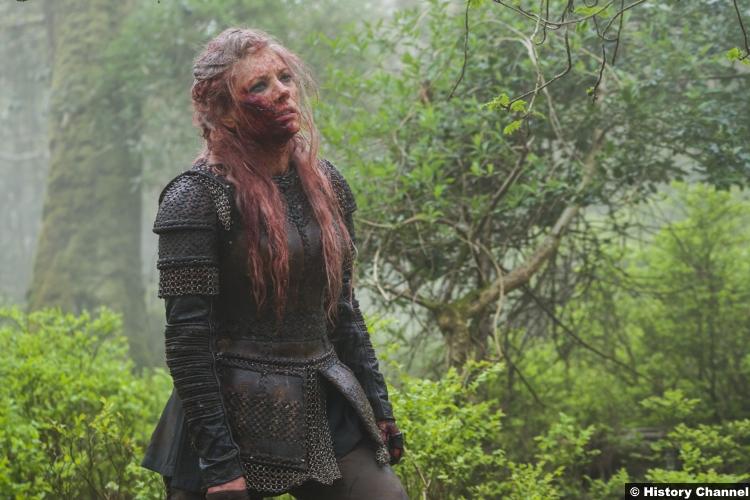 Vikings S05e19 Katheryn Winnick Lagertha
