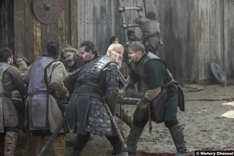 Vikings S05e20 Alexander Ludwig Bjorn