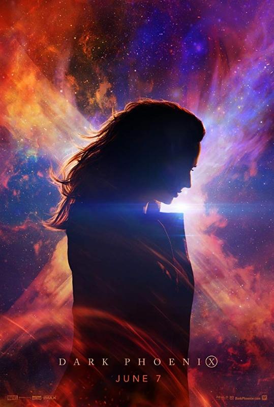 X Men Dark Phoenix Poster