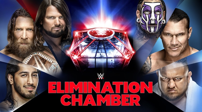 WWE Elimination Chamber predictions now open!