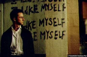 Fight Club Edward Norton 2