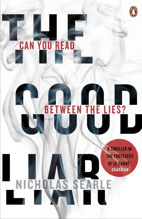 Good Liar Book Cover