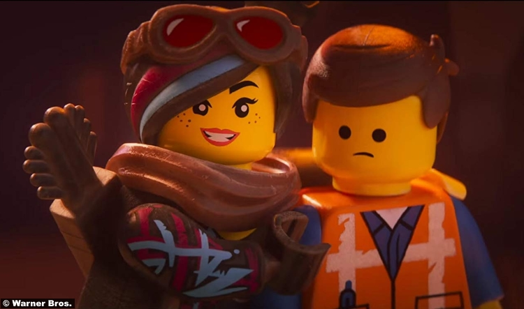 Lego Movie 2 Second 2