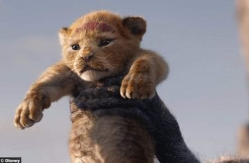 Lion King Movie 1