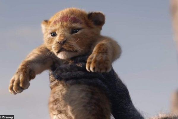 Lion King Movie 1