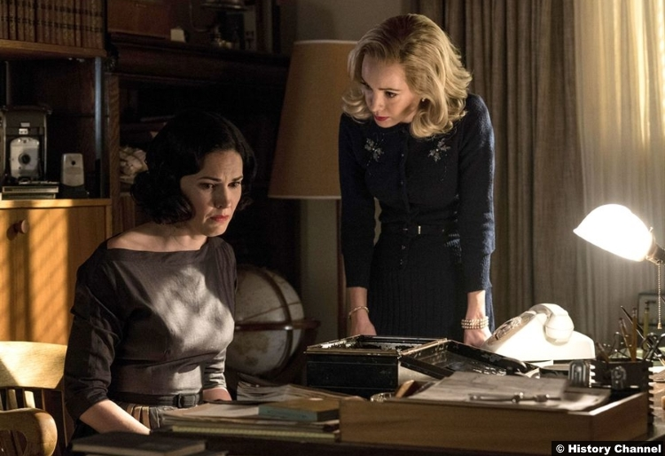 Project Blue Book S01E06 Review: The Green Fireballs – The truth is