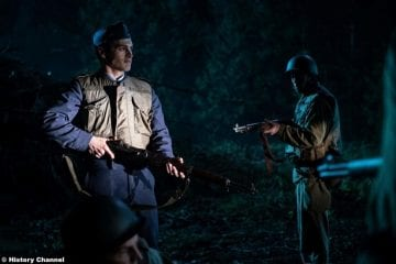 Project Blue Book S01e08 Michael Malarkey Captain Michael Quinn