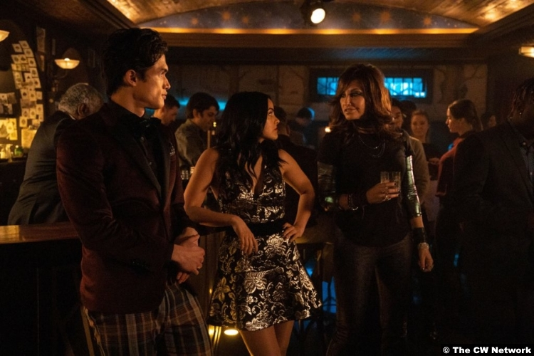 Riverdale S03e14 Charles Melton Reggie Mantle Camila Mendes Veronica Lodge
