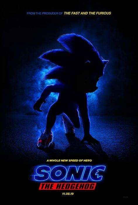 Sonic Hedgehog Poster