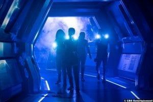 Star Trek Discovery S02e05 Crew