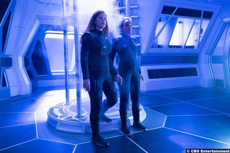 Star Trek Discovery S02e05 Mary Wiseman Sylvia Tilly Bahia Watson May