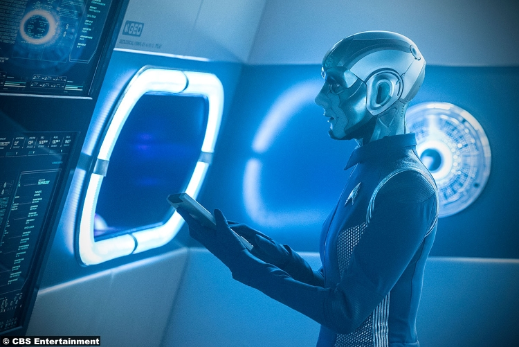 Star Trek Discovery S02e06 Hannah Cheesman Airiam 2 5