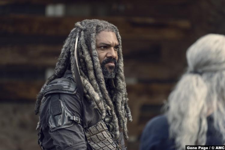 Walking Dead S09e11 Khary Payton Ezekiel
