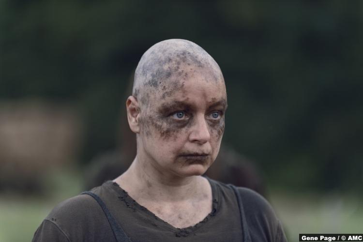Walking Dead S09e11 Samantha Morton Alpha