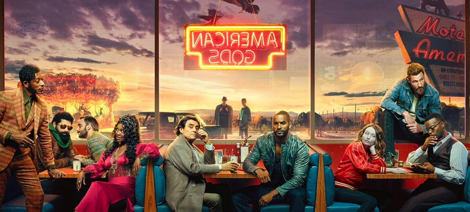 American Gods Season 2 Poster 2
