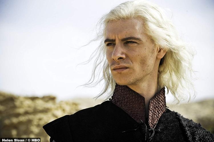 Game Thrones S01 Harry Lloyd Viserys Targaryen