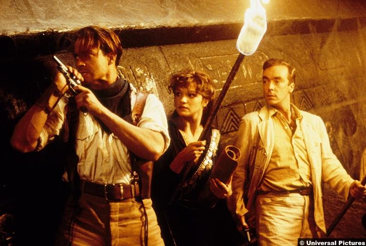 Mummy 1999 Brendan Fraser John Hannah Rachel Weisz