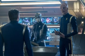 Star Trek Discovery S02e08 Hannah Cheesman Airiam 2 5 Doug Jones Saru