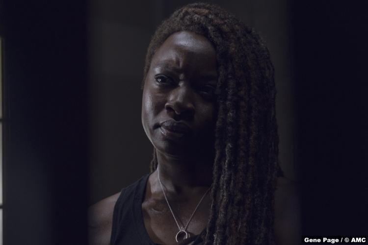 Walking Dead S09e12 Michonne Danai Gurira