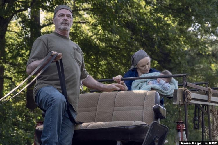 Walking Dead S09e13 Earl John Finn Tammy Brett Butler