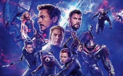 Avengers Endgame Poster 3