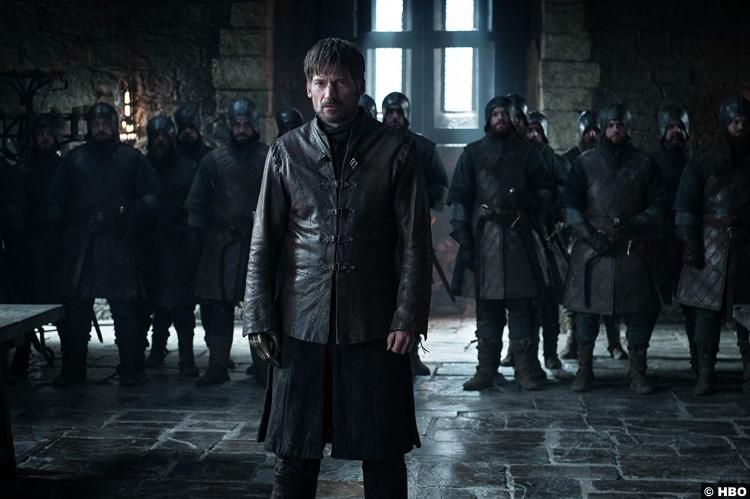 Game Of Thrones S08e02 Nikolaj Coster Waldau Jamie Lannister