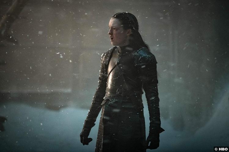Game Of Thrones S08e03 Bella Ramsey Lyanna Mormont