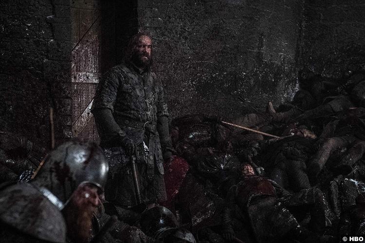 Game Of Thrones S08e03 Rory Mccann Sandor Hound Clegane