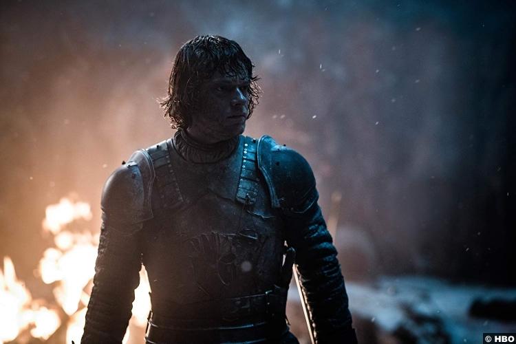 Game Thrones S08e03 Alfie Allen Theon Greyjoy