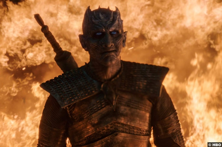 Game Thrones S08e03 Vladimir Furdo Furdik Night King