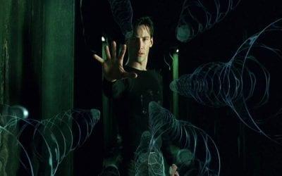 Matrix Keanu Reeves Neo 2