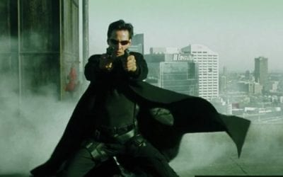 Matrix Keanu Reeves Neo 3