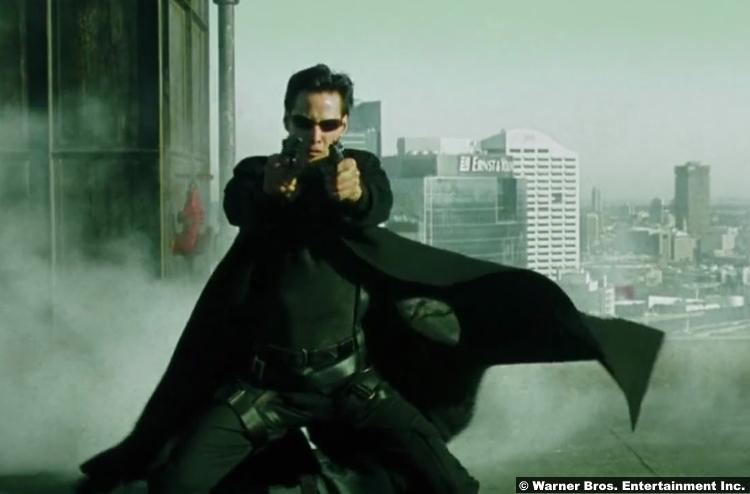 Matrix Keanu Reeves Neo 3