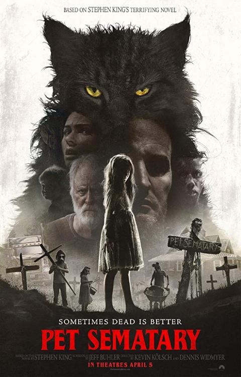 Pet Sematary 2019 Poster 2