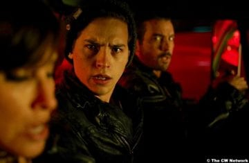 Riverdale S03e19 Cole Sprouse Jughead Skeet Ulrich Fp Jones Gina Gershon Gladys