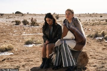 Roswell Nm S01e12 Lily Cowles Isobel Jeanine Mason Liz Ortecho