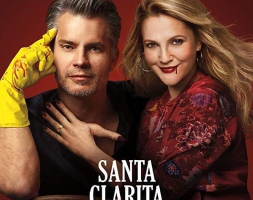 Santa Clarita S3 Poster