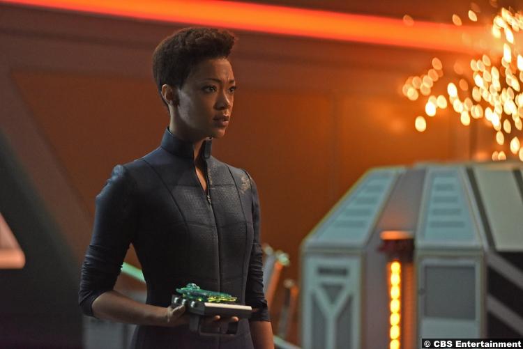 Star Trek Discovery S02e14 Sonequa Martin Green Michael Burnham