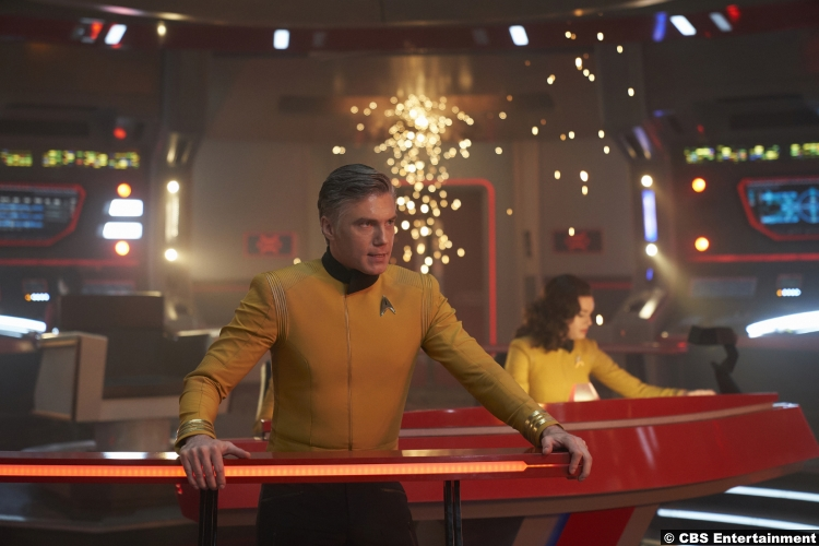 Star Trek Discovery S02e414 Anson Mount Captain Christopher Pike