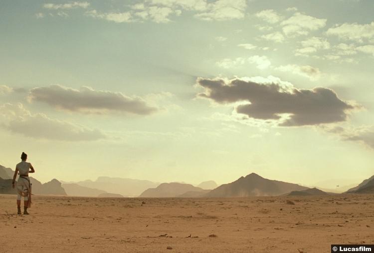 Star Wars Rise Skywalker Trailer Daisy Ridley Rey 2