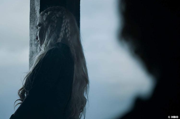 Game Of Thrones S08e05 Emilia Clarke Daenerys Targaryen