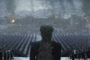Game Of Thrones S08e06 Emilia Clarke Daenerys Targaryen 2