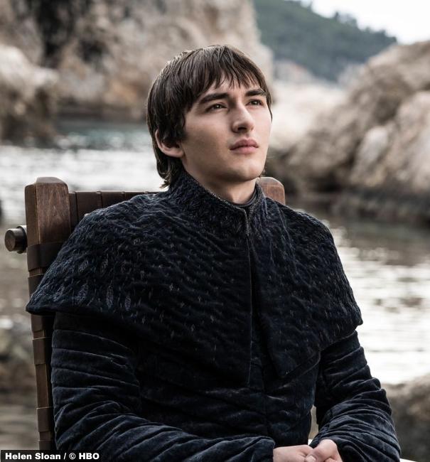 Game Of Thrones S08e06 Isaac Hempstead Wright Bran Stark