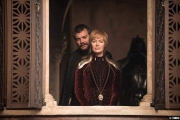 Game Thrones S08e04 Lena Headey Cersei Lannister Pilou Asbaek Euron Greyjoy