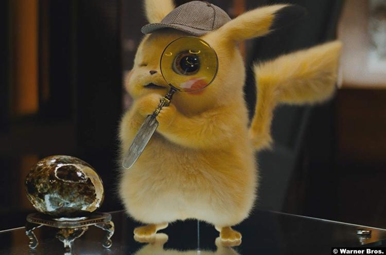 Pokemon Detective Pikachu 1