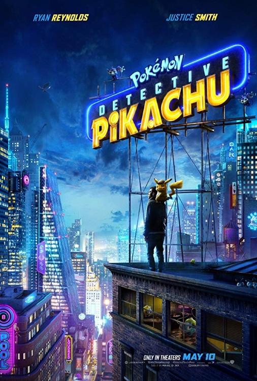 Pokemon Detective Pikachu Poster 2